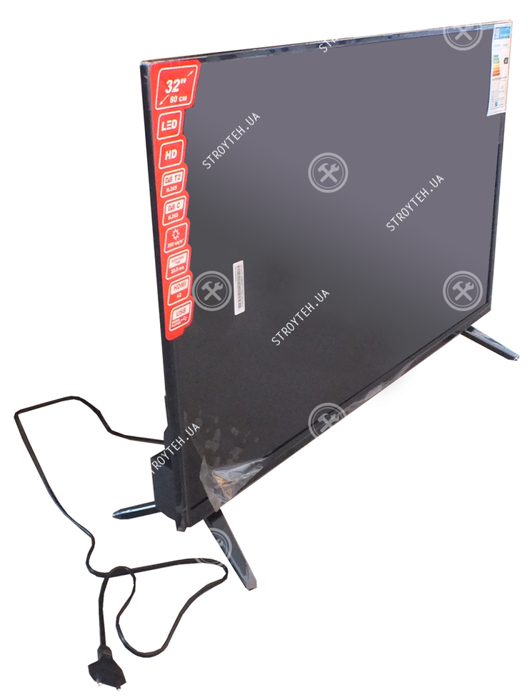 """Телевизор Grunhelm GTV32T2FS Smart TV (32"""" HD 1366x768)"""
