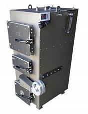 Пиролизный ДВУХКОНТУРНЫЙ котел DM-STELLA 60 кВт , фото 2