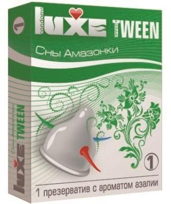 Презерватив Luxe Tween Сны Амазонки