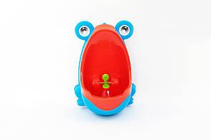 Пісуар Frog Blue