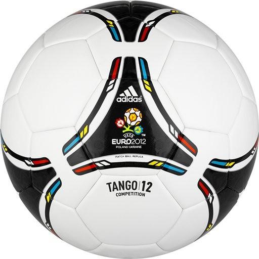 Футбольный мяч Адидас Tango 12 - Евро 2012 (Полупрофессиональный ... b9cc0af599635