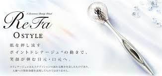 MTG ReFa O Style Лифтинговый Массажер для лица Япония, фото 3