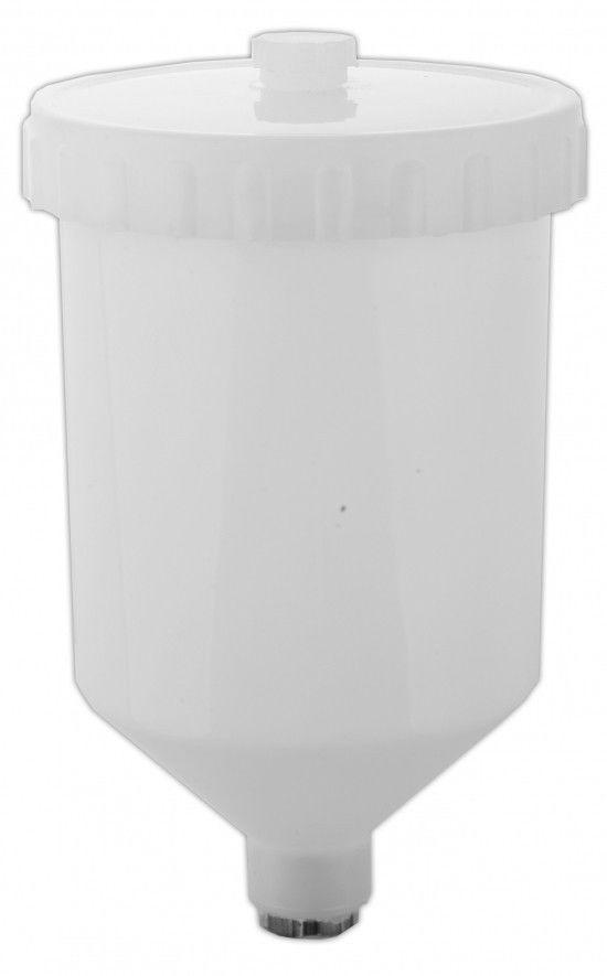 Бачок для краскопульта пластиковый Forte PTC-1660