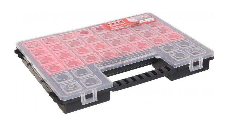 Органайзер пластиковый с регулируемыми секциями Haisser Tandem C400 15 отделений