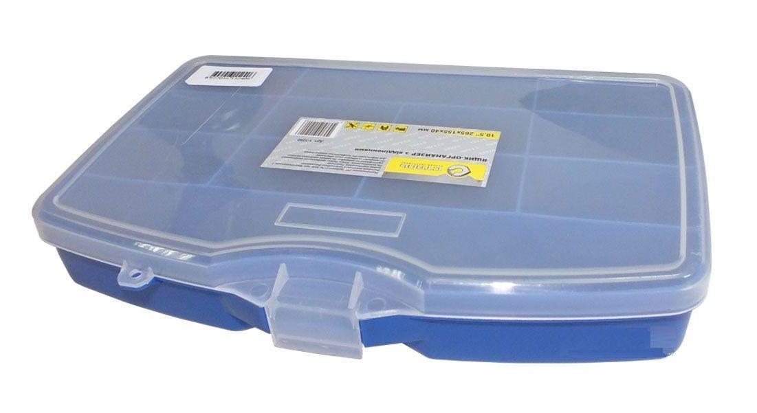 Органайзер пластиковый Сталь 1-1240 265х155х40 мм
