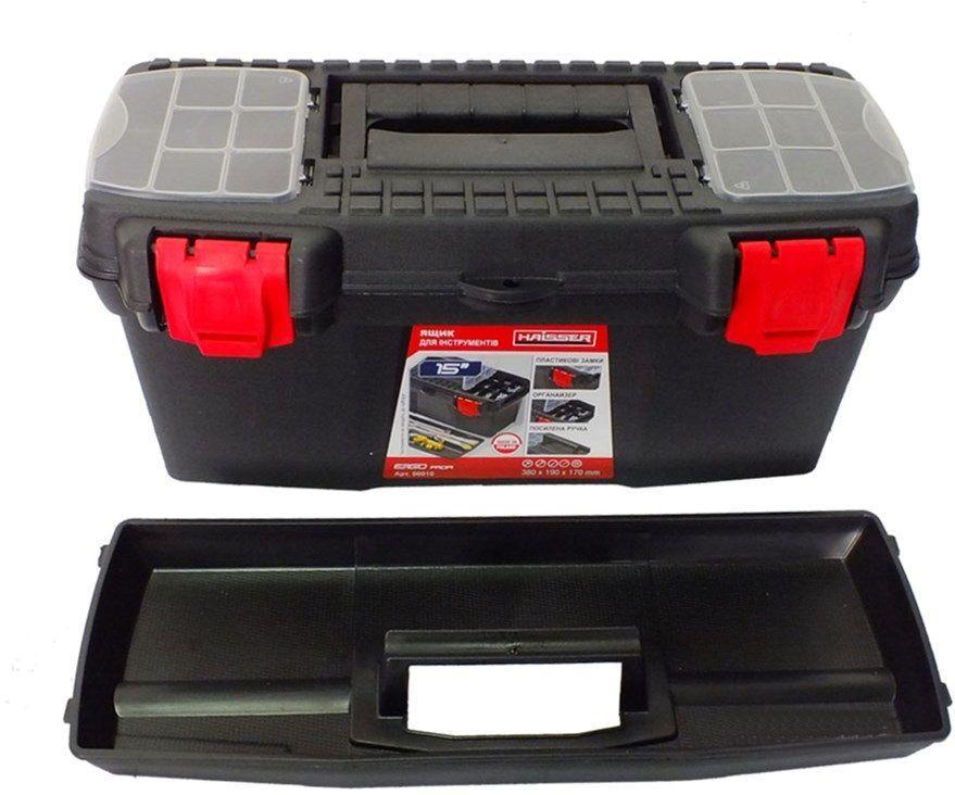Ящик для инструментов Haisser Ergo Profi 15