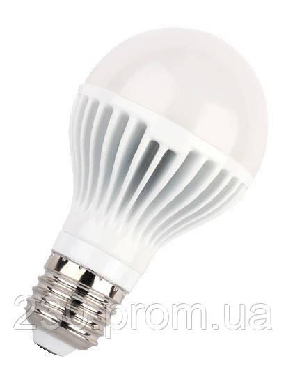 Лед лампа 12w E27 6000К А60 spark