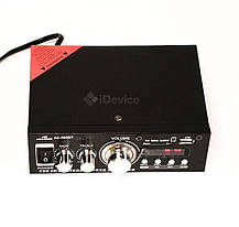 Усилитель звука UKC AK-699BT Bluetooth, USB, фото 2
