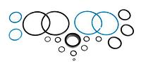 Ремкомплект гидроцилиндра ЦС-100 нового образца МТЗ, ЮМЗ (манжеты полиуретан)