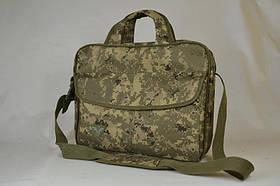 Тактовна сумка для ноутбука ММ14 (український піксель)