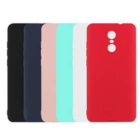 Candy Color Scrub TPU Soft Защитный Чехол Для Xiaomi Redmi Примечание 4/Redmi Примечание 4X 4G + 64G 1TopShop