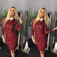Платье трикотаж, фото 1