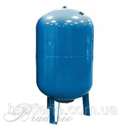 Гидроаккумулятор Aquasystem VAV 100 вертикальный, фото 2
