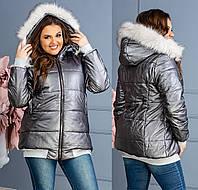 Зимняя Куртка Женская Р 52 54 — Купить Недорого у Проверенных ... 029efcde11aaf