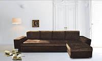 Перетяжка и изготовление на заказ угловых диванов в Одессе