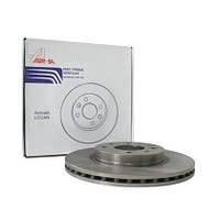 Тормозной диск вентилируемый 259 mm ASAM 30137