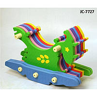 Качалка для детей JC-7727