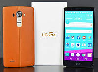 Смартфон LG G4 H818 100% кожа!