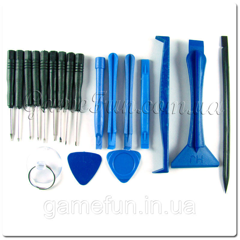 Инструменты 12 в 1 для разборки PSP\PS Vita\ планшетов\ мониторов