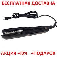 Профессиональный утюжок - выпрямитель для волос Gemei GM 433 с керамическим покрытием Original size           , фото 1