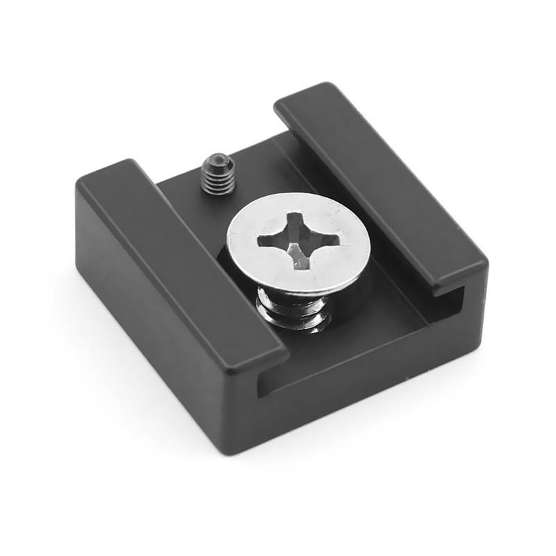 Алюминиевый сплав Hot Shoe Mount Adapter с 1/4 Болт - 1TopShop