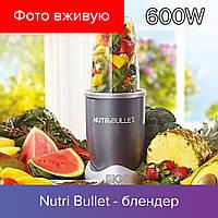 Nutribullet/Magic Bullet 600W Pro Series - блендер, кухонный комбайн домашний, соковыжималка, фото 1