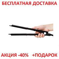 Профессиональный утюжок - выпрямитель для волос Kemei GB-KM 2139 с керамическим покрытием Original size       , фото 1