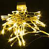 4м 40 LED на батарейках Рождество свадьбу строка фея свет - 1TopShop, фото 3
