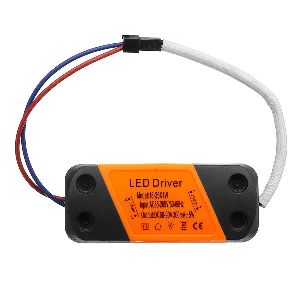 AC85-265V до DC54-87V 18-25W LED Постоянный трансформатор тока постоянного тока для освещения - 1TopShop