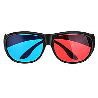 1Pcs Синий Красный 3D Размер 3D Очки Для кинотеатра Кинотеатр домашнего  кинотеатра Проектор Использование 1TopShop 31c0ba52a0d4b