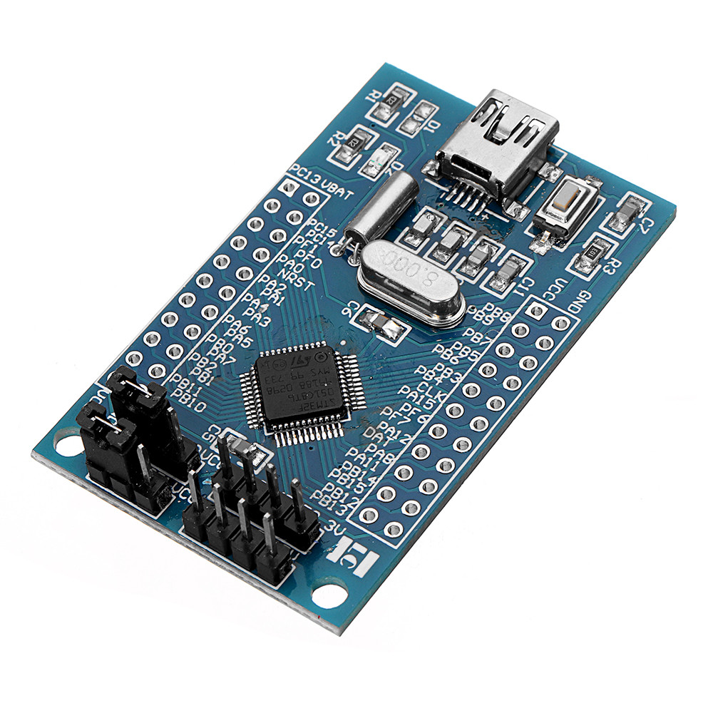 ARM Cortex-M0 STM32F051C8T6 Минимальная плата за разработку базовой платы STM32 - 1TopShop