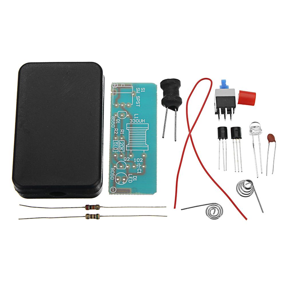 3шт 5MM LED Фонарик удобный свет Набор Простой LED Boost Drive DIY Электронный Набор - 1TopShop