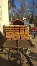 Камера термічної обробки (термо модифікації) деревини, фото 2