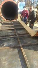 Оборудование для термической обработки (термо модификации) древесины, фото 2