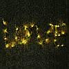 Батарея Powered 2M 5M Warm White Green Лист Garland Медь Провод Fairy String Light для Рождества - 1TopShop, фото 5