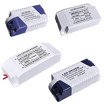 300ма постоянного тока дома света LED электронный трансформатор питания драйвера 18вт - 1TopShop, фото 2
