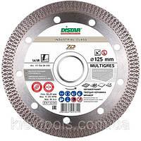 Алмазный отрезной диск для керамогранита Distar Multigres 125x22.2х1,4 мм 1A1R ( 11115494010 )