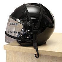 Мотоциклетный шлем багажные сумки веревку фиксированный эластичный сетчатый шпагат - 1TopShop, фото 3