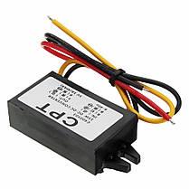 6-40V до 5V/3A DC Мужской конвертер для Raspberry Pi / Мобильный телефон / Навигатор / Дисковод для вождения - 1TopShop, фото 2