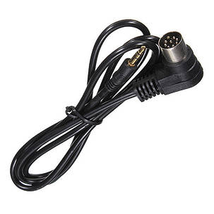 3.5 мм мини-джек для AUX 8-контактный м-шина аудио входной адаптер кабель для Alpine - 1TopShop, фото 2