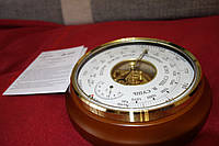 Барометр бытовой Утес с термометром ,большой 210*56мм.