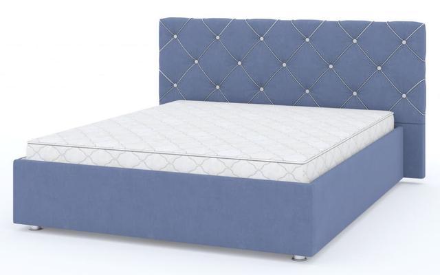 Кровать двуспальная Стелла 1-Росто-76, 2-Росто-83