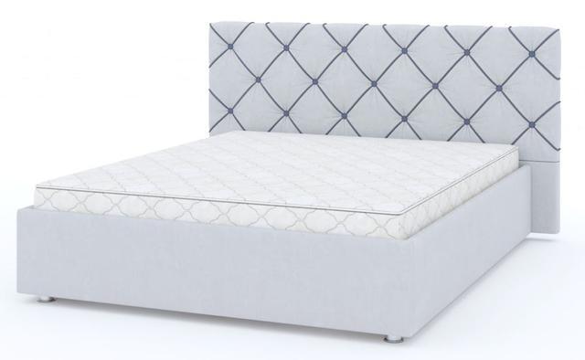 Кровать двуспальная Стелла 1-Росто-83, 2-Росто-76