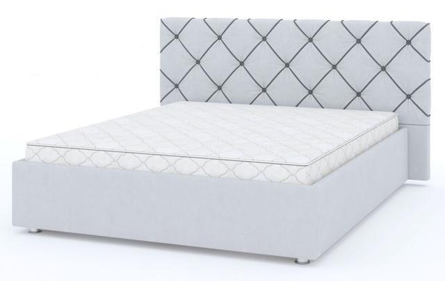 Кровать двуспальная Стелла 1-Росто-83, 2-Росто-97