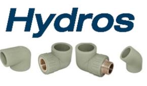 Колено pp-r HydroS Чехия для полипропиленовых (PPR) труб