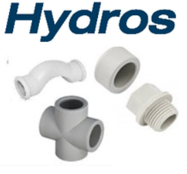 Заглушка,обвод, крестовина HydroS Чехия для полипропиленовых (PPR) труб