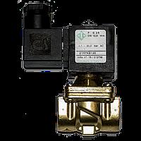 """Электромагнитный клапан для воды ODE (Италия) нормально закрытый непрямого действия G3/8"""" 21H7KB120"""