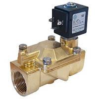 Клапан электромагнитный 21W4KB250 непрямого действия НЗ 2-ход Ду 25