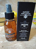 NOOK MAGIC ARGANOIL Absolute Oil Масло для интенсивного лечения 100 мл
