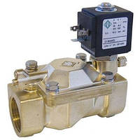 Клапан электромагнитный 21W7KB500 непрямого действия НЗ 2-ход Ду 50